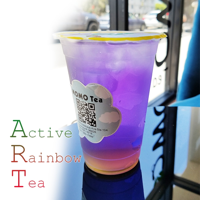 Active Rainbow Tea